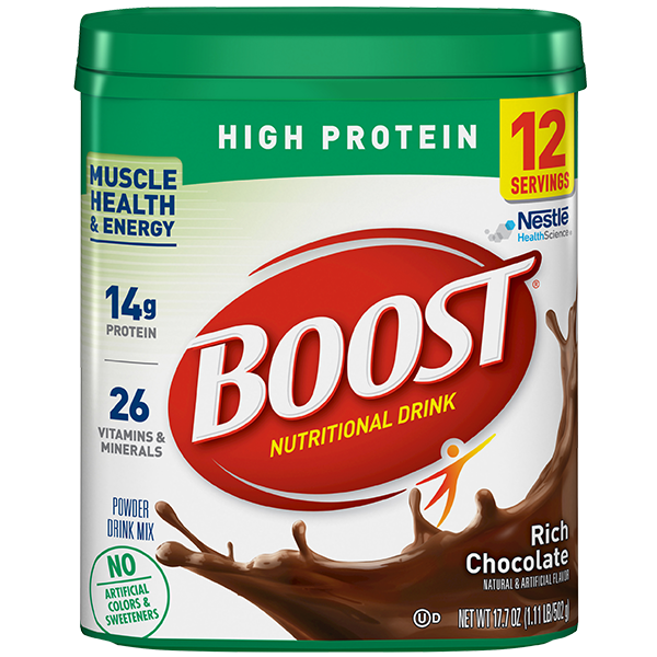 BOOST® High Protein Powder