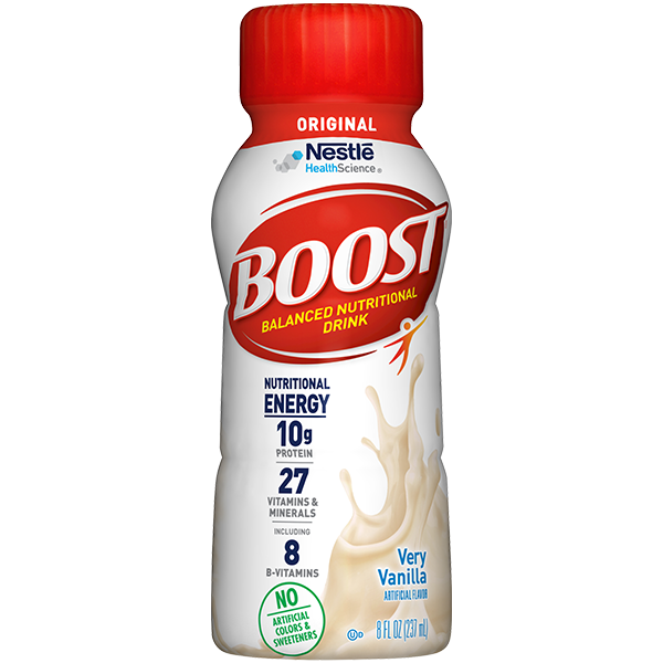 BOOST® Original (CC)