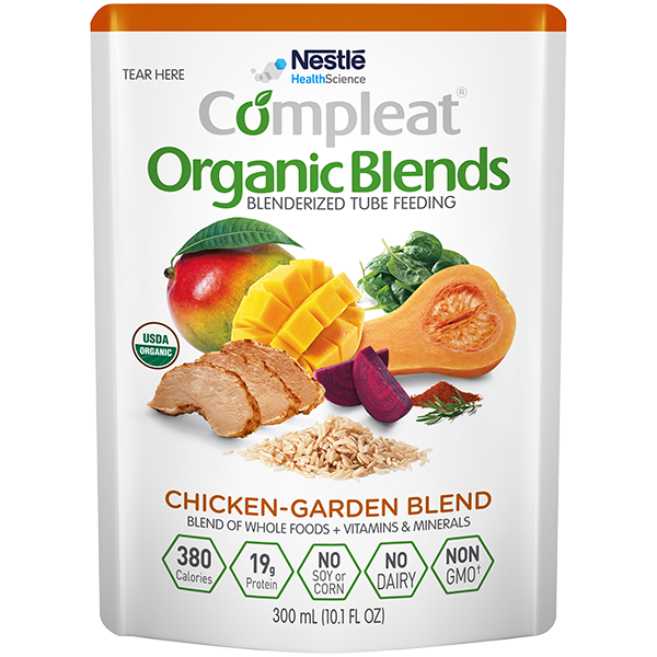 Compleat® Organic Blends Chicken-Garden