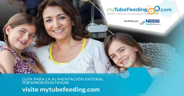 Your Guide to Home Tube Feeding (Spanish)
