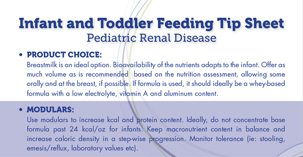 Infant Toddler Feeding Tip Sheet