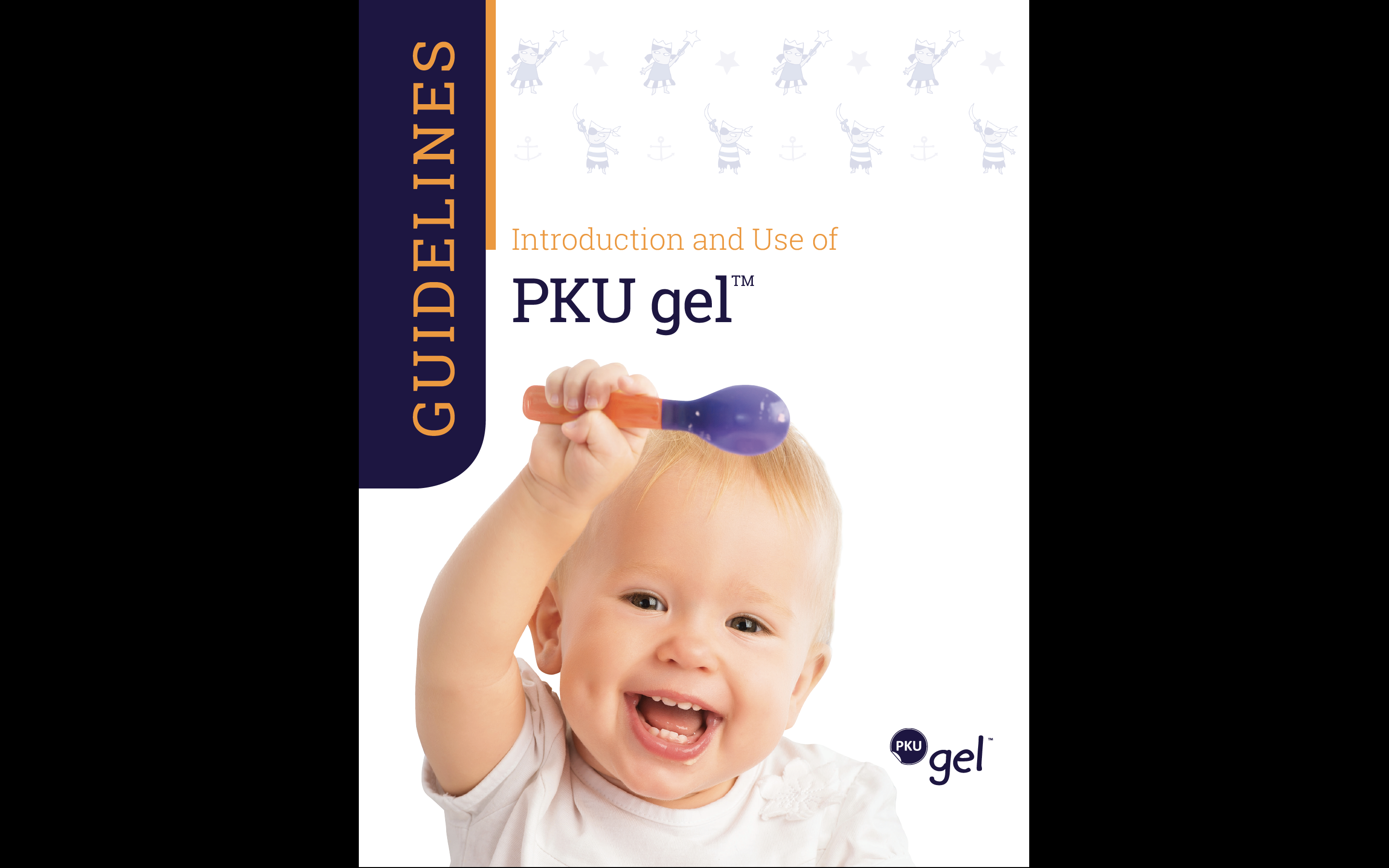PKU gel Guidelines